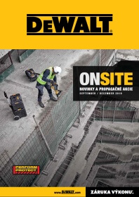 DeWALT september - december 2019